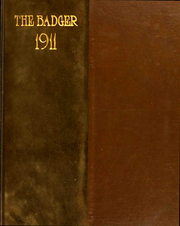 University of Wisconsin Madison - Badger Yearbook (Madison, WI) online yearbook collection, 1911 Edition, Cover