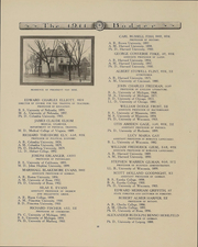Page 14, 1911 Edition, University of Wisconsin Madison - Badger Yearbook (Madison, WI) online yearbook collection