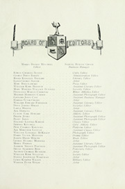 Page 9, 1912 Edition, University of Wisconsin Madison - Badger Yearbook (Madison, WI) online yearbook collection