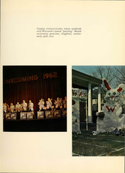 Page 9, 1963 Edition, University of Wisconsin Madison - Badger Yearbook (Madison, WI) online yearbook collection
