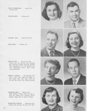 University of Wisconsin Eau Claire - Periscope Yearbook (Eau Claire, WI) online yearbook collection, 1954 Edition, Page 12