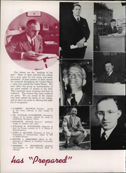 Page 10, 1941 Edition, University of Wisconsin La Crosse - La Crosse Yearbook (La Crosse, WI) online yearbook collection