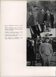 Page 12, 1941 Edition, University of Wisconsin La Crosse - La Crosse Yearbook (La Crosse, WI) online yearbook collection