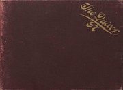 University of Wisconsin Oshkosh - Quiver Yearbook (Oshkosh, WI) online yearbook collection, 1897 Edition, Cover