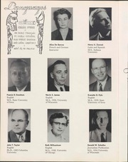 University of Wisconsin Oshkosh - Quiver Yearbook (Oshkosh, WI) online yearbook collection, 1957 Edition, Page 18