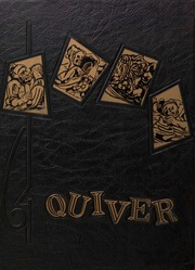 University of Wisconsin Oshkosh - Quiver Yearbook (Oshkosh, WI) online yearbook collection, 1964 Edition, Cover