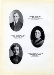 Page 10, 1913 Edition, University of Wisconsin Platteville - Pioneer Yearbook (Platteville, WI) online yearbook collection