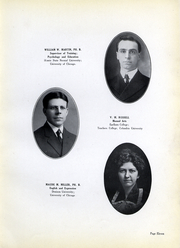 Page 11, 1913 Edition, University of Wisconsin Platteville - Pioneer Yearbook (Platteville, WI) online yearbook collection