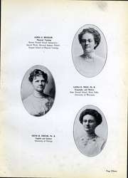 Page 15, 1913 Edition, University of Wisconsin Platteville - Pioneer Yearbook (Platteville, WI) online yearbook collection