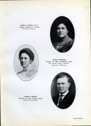 Page 17, 1913 Edition, University of Wisconsin Platteville - Pioneer Yearbook (Platteville, WI) online yearbook collection