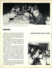 Page 14, 1964 Edition, University of Wisconsin Platteville - Pioneer Yearbook (Platteville, WI) online yearbook collection