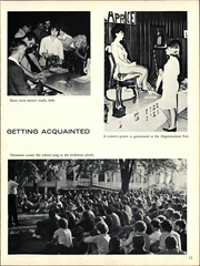 Page 15, 1964 Edition, University of Wisconsin Platteville - Pioneer Yearbook (Platteville, WI) online yearbook collection