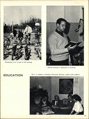 Page 17, 1964 Edition, University of Wisconsin Platteville - Pioneer Yearbook (Platteville, WI) online yearbook collection
