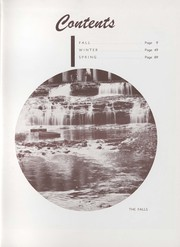 Page 9, 1950 Edition, University of Wisconsin River Falls - Meletean Yearbook (River Falls, WI) online yearbook collection