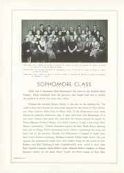University of Wisconsin Stevens Point - Horizon / Iris Yearbook (Stevens Point, WI) online yearbook collection, 1936 Edition, Page 45 of 182