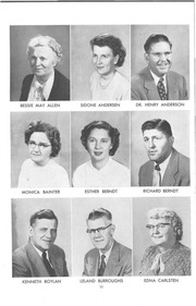 Page 14, 1952 Edition, University of Wisconsin Stevens Point - Horizon / Iris Yearbook (Stevens Point, WI) online yearbook collection