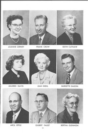 Page 15, 1952 Edition, University of Wisconsin Stevens Point - Horizon / Iris Yearbook (Stevens Point, WI) online yearbook collection