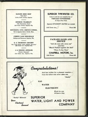 University of Wisconsin Superior - Gitche Gumee Yearbook (Superior, WI) online yearbook collection, 1938 Edition, Page 115