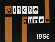 University of Wisconsin Superior - Gitche Gumee Yearbook (Superior, WI) online yearbook collection, 1956 Edition, Cover