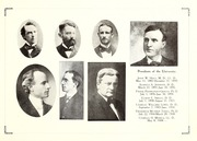 Page 15, 1911 Edition, University of Wyoming - WYO Yearbook (Laramie, WY) online yearbook collection