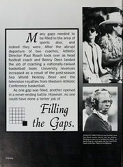 Page 10, 1988 Edition, University of Wyoming - WYO Yearbook (Laramie, WY) online yearbook collection