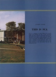 Page 11, 1967 Edition, University of Central Arkansas - Scroll Yearbook (Conway, AR) online yearbook collection