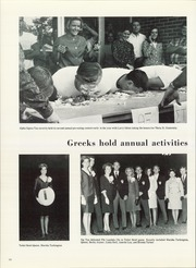 Page 14, 1967 Edition, University of Central Arkansas - Scroll Yearbook (Conway, AR) online yearbook collection
