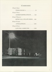 Page 9, 1967 Edition, University of Central Arkansas - Scroll Yearbook (Conway, AR) online yearbook collection