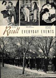 Page 10, 1950 Edition, University of Central Oklahoma - Bronze Yearbook (Edmond, OK) online yearbook collection