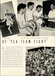 Page 13, 1950 Edition, University of Central Oklahoma - Bronze Yearbook (Edmond, OK) online yearbook collection