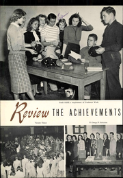 Page 14, 1950 Edition, University of Central Oklahoma - Bronze Yearbook (Edmond, OK) online yearbook collection