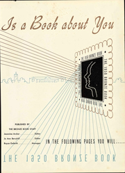 Page 7, 1950 Edition, University of Central Oklahoma - Bronze Yearbook (Edmond, OK) online yearbook collection