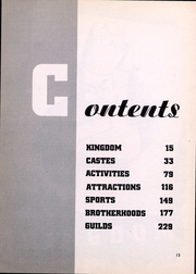 Page 13, 1941 Edition, University of Denver - Kynewisbok Yearbook (Denver, CO) online yearbook collection