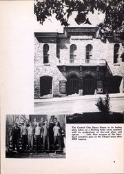 Page 9, 1941 Edition, University of Denver - Kynewisbok Yearbook (Denver, CO) online yearbook collection