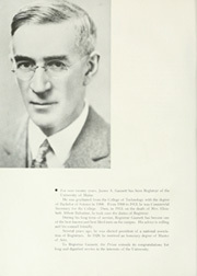 University of Maine - Prism Yearbook (Orono, ME) online yearbook collection, 1936 Edition, Page 14