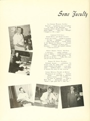 Page 14, 1946 Edition, University of Maryland Baltimore Dental School - Mirror Yearbook (Baltimore, MD) online yearbook collection