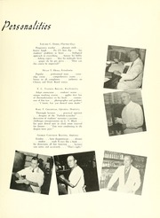 Page 15, 1946 Edition, University of Maryland Baltimore Dental School - Mirror Yearbook (Baltimore, MD) online yearbook collection