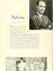 Page 6, 1946 Edition, University of Maryland Baltimore Dental School - Mirror Yearbook (Baltimore, MD) online yearbook collection