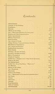 University of Massachusetts Amherst - Index Yearbook (Amherst, MA) online yearbook collection, 1882 Edition, Page 132