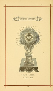 University of Massachusetts Amherst - Index Yearbook (Amherst, MA) online yearbook collection, 1883 Edition, Page 58