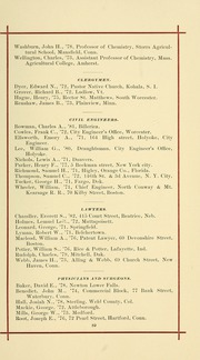 University of Massachusetts Amherst - Index Yearbook (Amherst, MA) online yearbook collection, 1887 Edition, Page 101