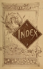 University of Massachusetts Amherst - Index Yearbook (Amherst, MA) online yearbook collection, 1888 Edition, Page 7