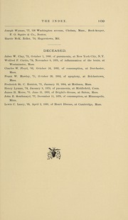 University of Massachusetts Amherst - Index Yearbook (Amherst, MA) online yearbook collection, 1890 Edition, Page 133 of 160