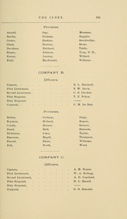 University of Massachusetts Amherst - Index Yearbook (Amherst, MA) online yearbook collection, 1890 Edition, Page 93