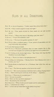 University of Massachusetts Amherst - Index Yearbook (Amherst, MA) online yearbook collection, 1891 Edition, Page 122 of 168