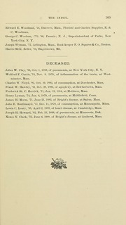 University of Massachusetts Amherst - Index Yearbook (Amherst, MA) online yearbook collection, 1891 Edition, Page 139
