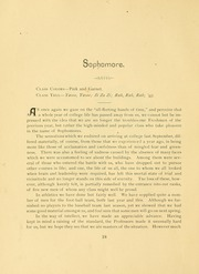 University of Massachusetts Amherst - Index Yearbook (Amherst, MA) online yearbook collection, 1892 Edition, Page 30 of 184