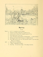 University of Massachusetts Amherst - Index Yearbook (Amherst, MA) online yearbook collection, 1895 Edition, Page 166