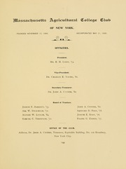 University of Massachusetts Amherst - Index Yearbook (Amherst, MA) online yearbook collection, 1895 Edition, Page 177 of 226