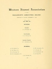 University of Massachusetts Amherst - Index Yearbook (Amherst, MA) online yearbook collection, 1895 Edition, Page 178